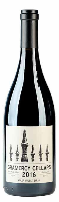 Gramercy Cellars Syrah Bottle Preview