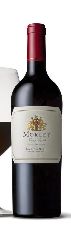 Morlet Family Vineyards Force de la Nature Bottle Preview