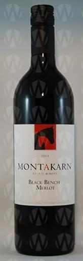 Montakarn Estate Winery Black Bench Merlot