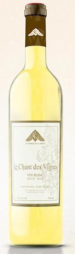 Vignoble Le Château de la Grange Le Chant des Vignes Vin Blanc
