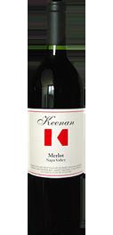 Keenan Winery Merlot Napa Valley Bottle Preview