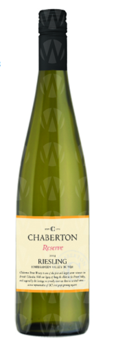 Chaberton Estate Winery Reserve Riesling