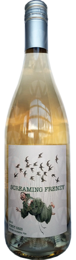 The Hatch Wines Screaming Frenzy Pinot Gris
