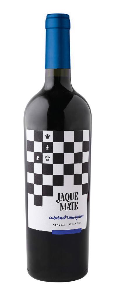 Bodegas y Viñedos Sanchez S.A. JAQUE MATE VARIETAL CABERNET SAUVIGNON Bottle Preview
