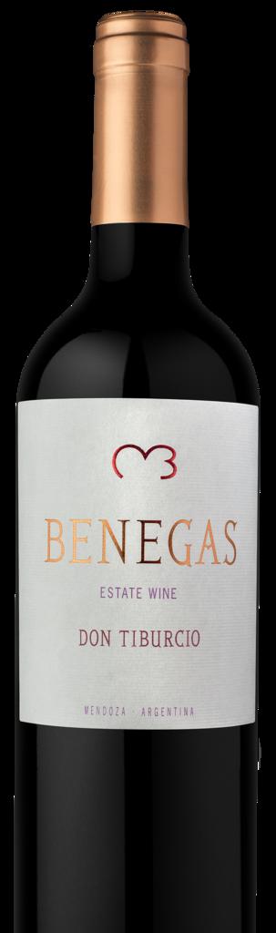 Benegas Benegas Estate Don Tiburcio Bottle Preview