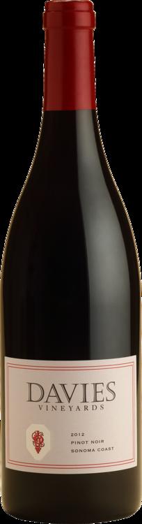 Davies Vineyards SONOMA COAST PINOT NOIR Bottle Preview