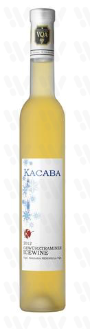 Kacaba Vineyards and Winery Gewürztraminer Icewine