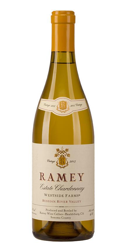 Estate Chardonnay, Westside Farms, Russian River Valley Bottle