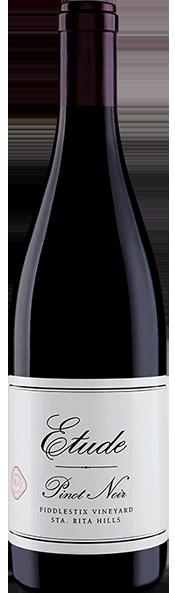 Etude Fiddlestix Vineyard Pinot Noir Santa Rita Hills Bottle Preview