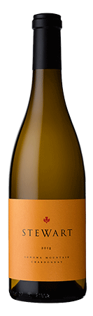 Sonoma Mountain Chardonnay Bottle
