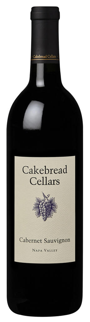 Cakebread Cellars Cabernet Sauvignon Napa Valley Bottle Preview