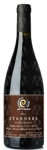 Stanners Vineyard Pinot Noir Barrel Select
