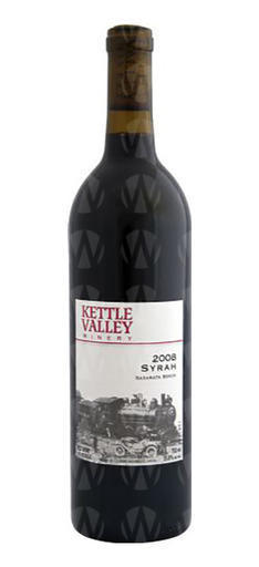 Kettle Valley Winery Syrah