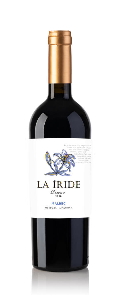 La Iride MALBEC RESERVE LA IRIDE Bottle Preview