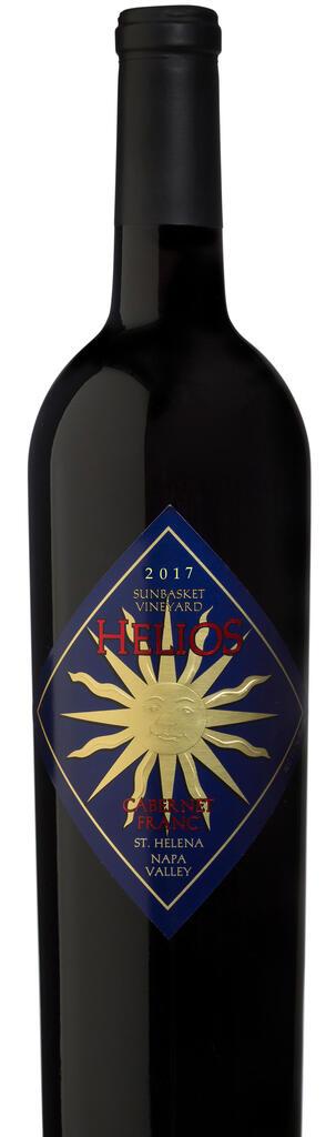 Corison Winery Helios Sunbasket Vineyard Cabernet Franc Bottle Preview