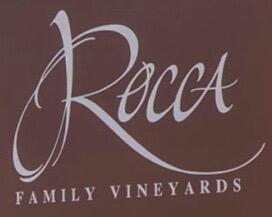 Rocca Family Vineyards Logo
