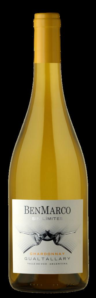 BenMarco Sin Límites Chardonnay Bottle