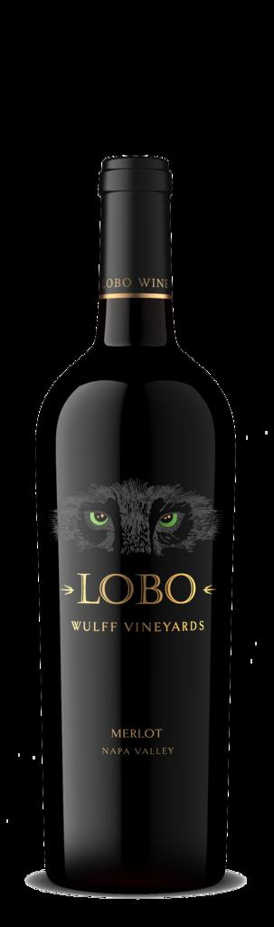 Lobo Wines Merlot Bottle Preview