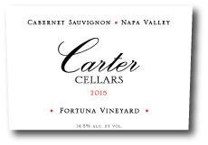 Carter Cellars Fortuna Vineyard Bottle Preview