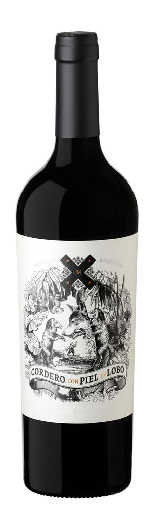 Mosquita Muerta Wines Cordero con Piel de Lobo Malbec Bottle Preview