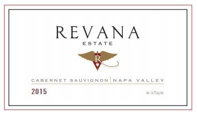 Revana Family Vineyard Estate Cabernet Sauvignon Bottle Preview