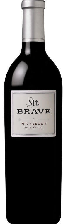 Mt. Brave Merlot Bottle Preview