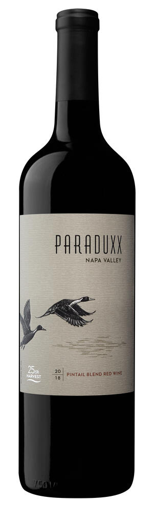 Paraduxx Pintail Blend Napa Valley Red Wine Bottle Preview