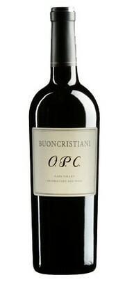 Buoncristiani O.P.C. - Proprietary Red Bottle