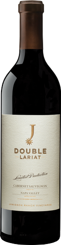 Jamieson Ranch Vineyards DOUBLE LARIAT NAPA VALLEY CABERNET SAUVIGNON Bottle Preview