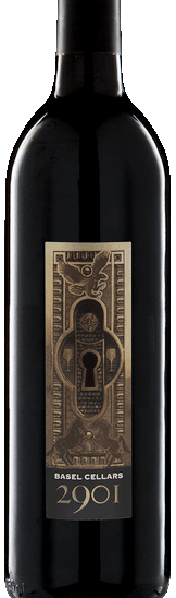 Yellowhawk '2901' Red Blend Bottle Preview