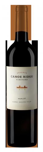 Canoe Ridge Vineyard Reserve Merlot Bottle Preview