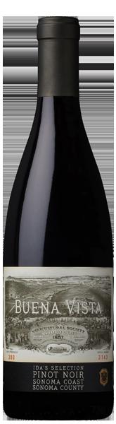 Ida's Pinot Noir Bottle