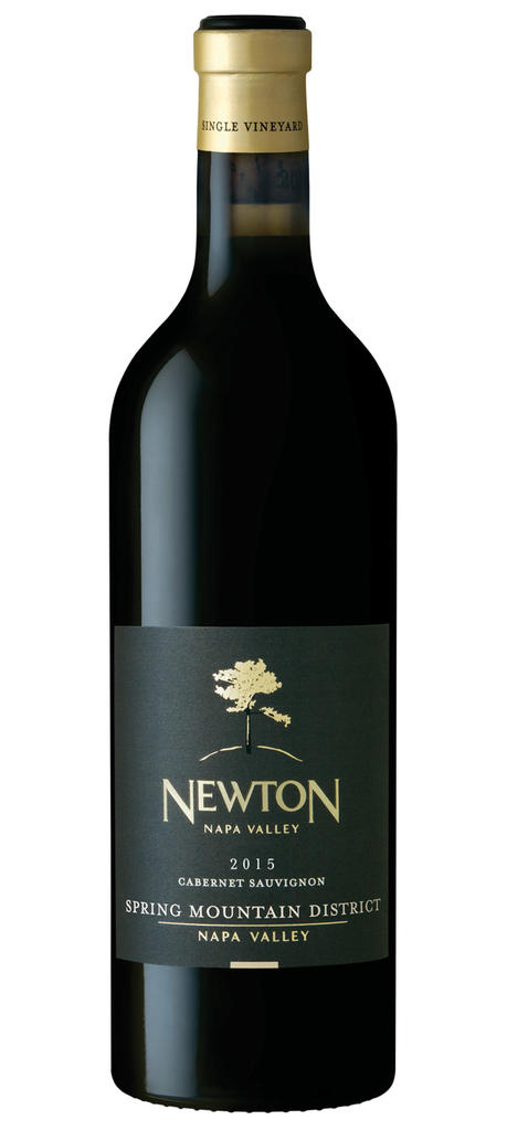 Newton Vineyard Single Vineyard Cabernet Sauvignon, Spring Mountain Bottle Preview
