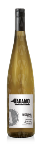 Adamo Estate Winery Riesling Foxcroft Vineyard