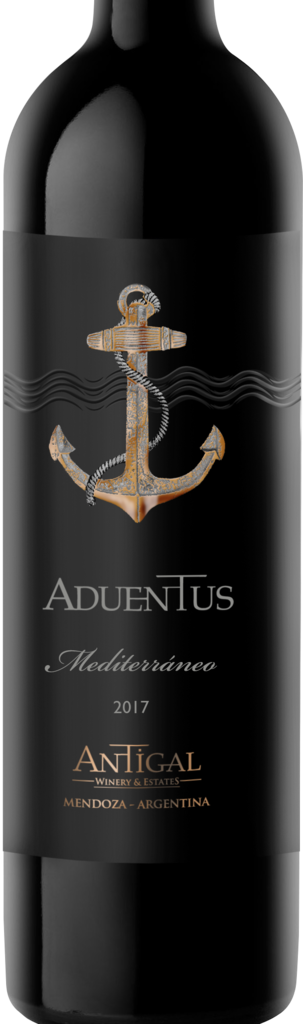 Antigal Winery & Estates ADUENTUS Mediterráneo Bottle Preview
