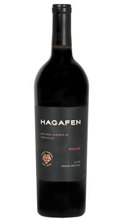 Hagafen Cellars Hagafen Merlot Bottle Preview