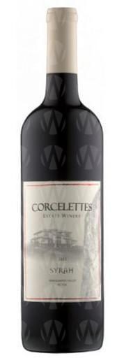 Corcelettes Estates Winery Syrah