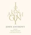 John Anthony Vineyards John Anthony Napa Valley Chardonnay Bottle Preview