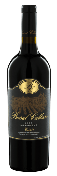 Basel Cellars Estate Winery Merriment Bottle Preview