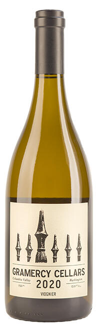 Gramercy Cellars Viognier Bottle Preview
