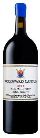 Woodward Canyon Winery Estate Reserve Red Wine Bottle Preview