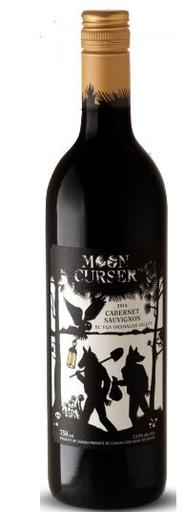 Moon Curser Vineyards and Winery Cabernet Sauvignon