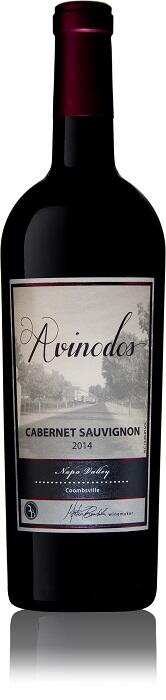 AvinoDos Wines Coombsville – Napa Valley Cabernet Sauvignon Bottle Preview