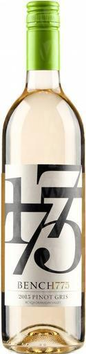 Bench 1775 Winery Pinot Gris