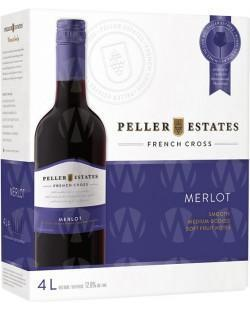 Peller Estates Winery French Cross Merlot