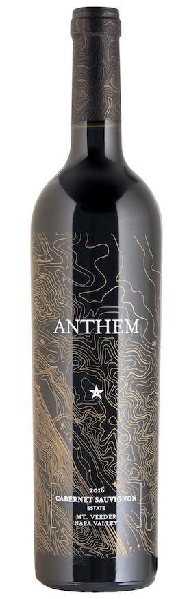 Anthem Winery Cabernet Sauvignon Estate Vineyard Mt. Veeder Napa Vallley Bottle Preview