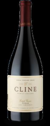 Cline Cellars Los Carneros Syrah Bottle Preview