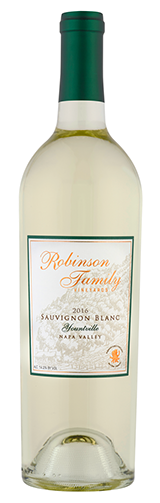 Robinson Family Vineyards Sauvignon Blanc Bottle Preview