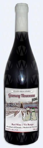 Hillier Creek Estates Gamay Nouveau