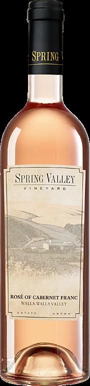 Spring Valley Vineyard Rose of Cabernet Franc Bottle Preview